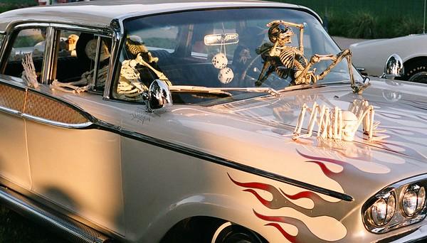 Cars, Colors, Emblems... 50s & 60s